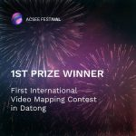 2020 ACSEE Festival, 3d Mapping Contest, 1st Prize Winner